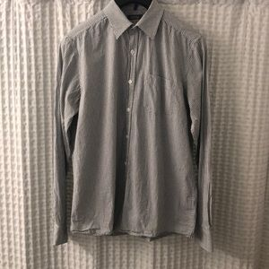 Kenneth Cole Reaction Gingham Button Down